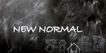 Ilustrasi New Normal (Sumber Foto: Pixabay.com)